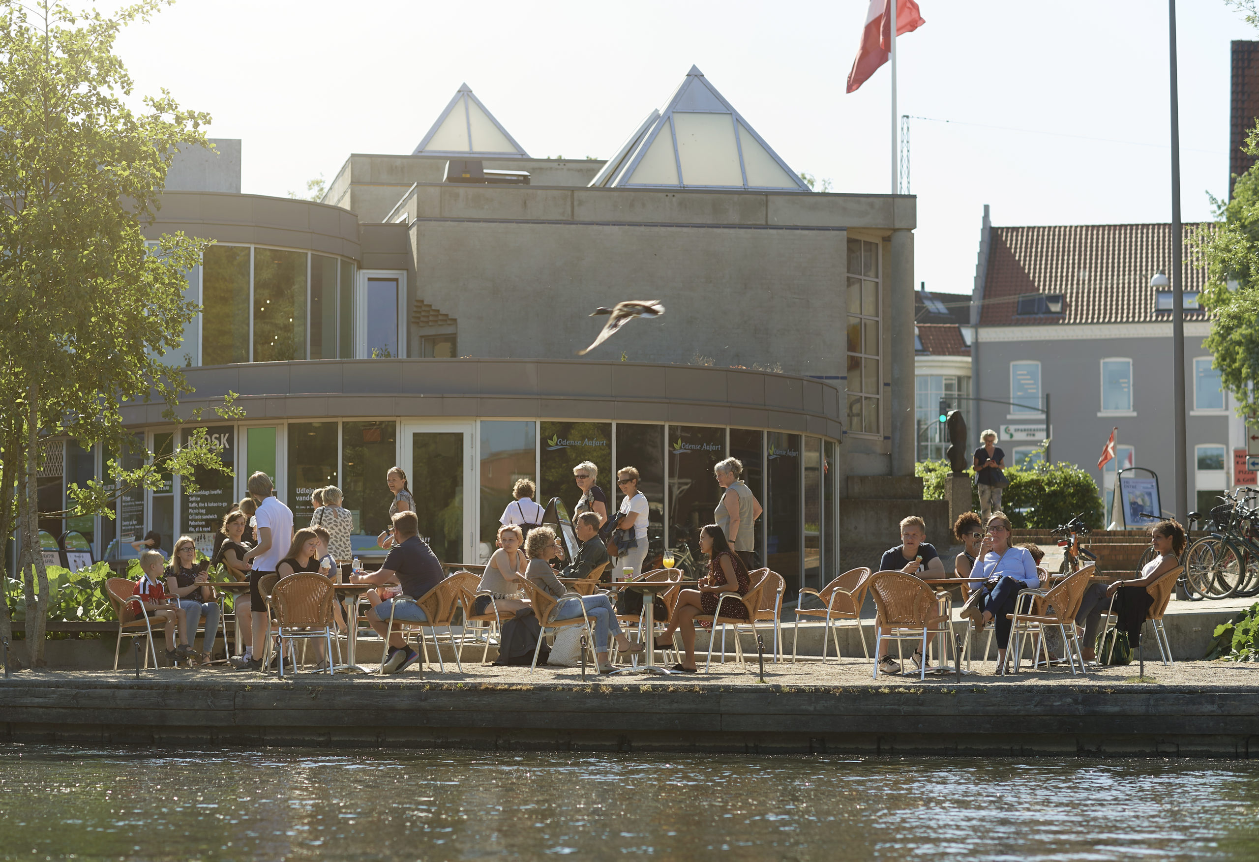 Fritidsjob Odense Aafart
