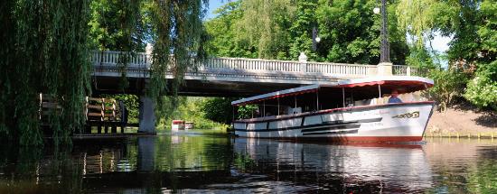 turbåde Odense Aafrat